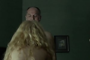 Juno Temple - Gets naked and engages in sexual relations with an older male - (uploaded by celebeclipse.com)