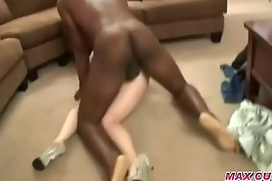 Tie the knot indestructible fucked by black guy